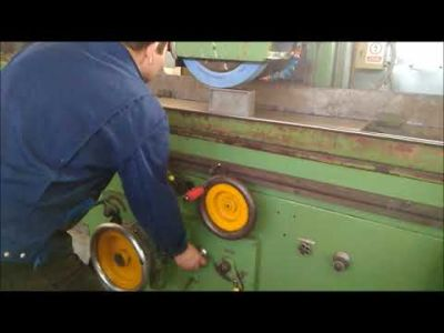 ZOCCA RPA 1500 Síkköszörűgép v_02994850