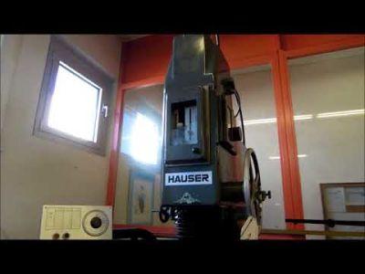 HAUSER 3 SM-DR Profile Grinding Machine v_03009637