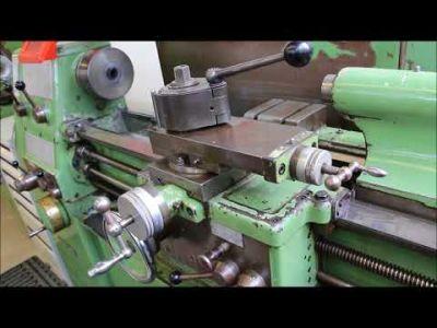 WEILER CONDOR Universal Esztergagép v_03022583