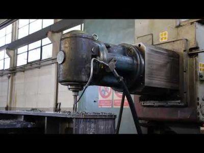 SKODA W160HC Függőleges megmunkáló központ v_03025230