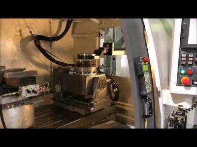 Mașină de frezat metal YCM TV 146 A Vertical v_03054034
