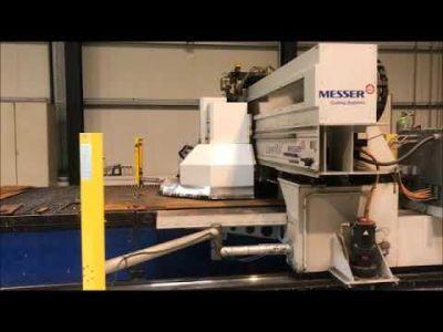 Macchina per taglio laser MESSER GRIESHEIM LASERMAT 4200 CNC v_03115367